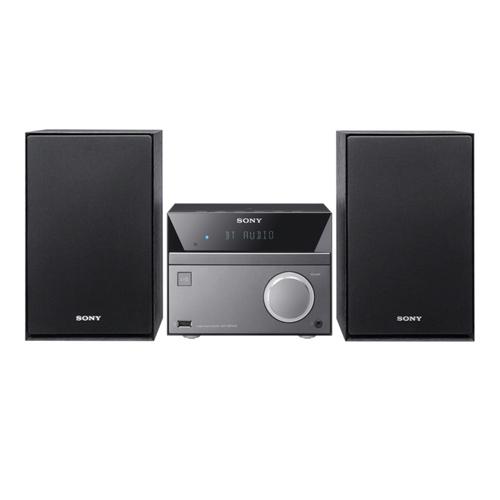 Sony CMT-SBT40D (Schwarz, Grau)