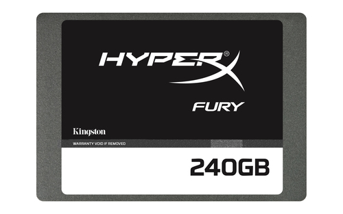 HyperX FURY SSD 240GB 240GB (Schwarz, Grau)