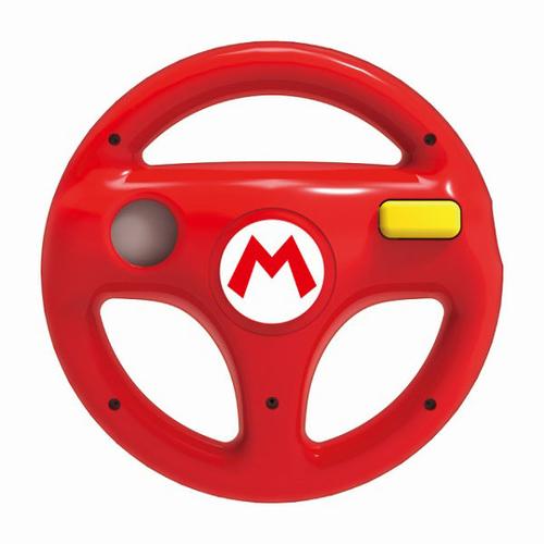 Nintendo MK8WHEELM Spielkontroller (Rot)