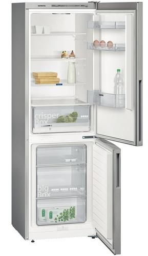 Siemens KG36VUL30 Kühl-Gefrierschrank (Silber)