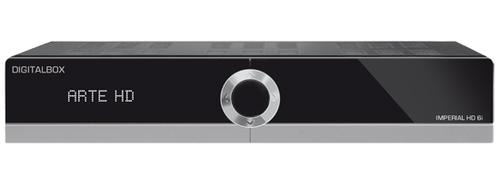 DigitalBox Imperial HD 6i (Schwarz)