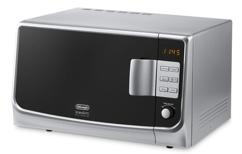 DeLonghi MW25GPS Mikrowelle (Silber)
