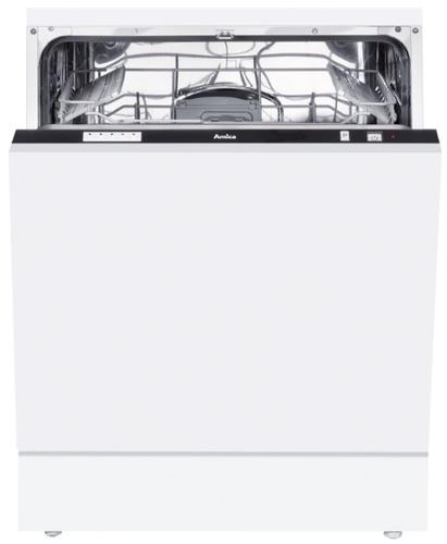Amica EGSP 14069 V Spülmaschine (Schwarz, Weiß)