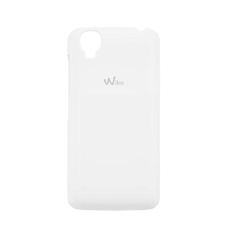 Wiko 92520 Handy-Schutzhülle (Weiß)
