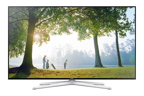 """Samsung UE55H6290SS 55"""" Full HD 3D Kompatibilität WLAN Schwarz (Schwarz)"""