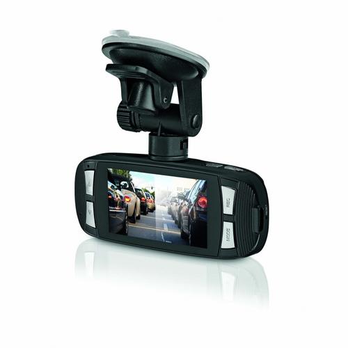 Audiovox DVR 300 HD-GPS (Schwarz)
