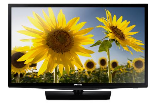 "Samsung UE24H4070AS 24"" HD-ready Schwarz (Schwarz)"