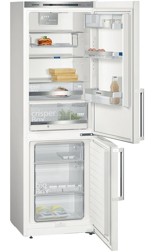 Siemens KG36EBW40 Kühl-Gefrierschrank (Weiß)