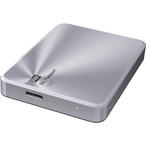 Western Digital My Passport Ultra 2TB (Silber)