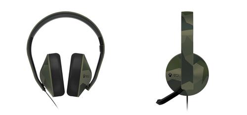 Microsoft 5F4-00002 Headset (Camouflage)