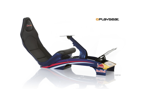 Playseats F1 Red Bull (Schwarz, Blau, Rot)