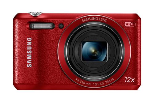 Samsung WB WB37F (Rot)
