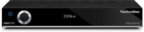TechniSat DIGIT ISIO S2 (Schwarz)