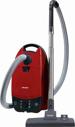 Miele Complete C1 Tango Red Edition (Rot)