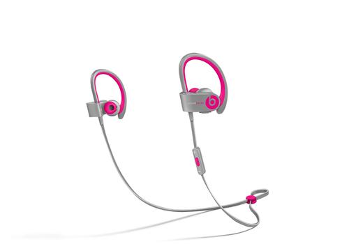 Beats by Dr. Dre Powerbeats2 Wireless (Grau, Pink)