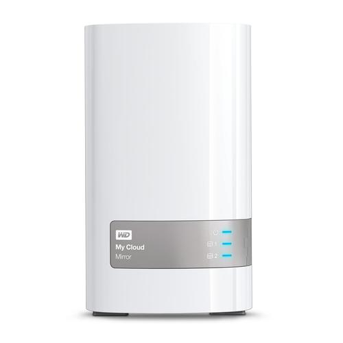 Western Digital WDBZVM0120JWT-EESN Speicherserver (Weiß)