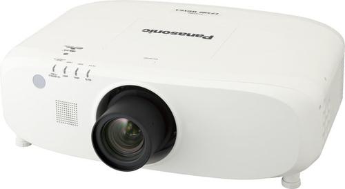 Panasonic PT-EW540E Beamer/Projektor (Weiß)