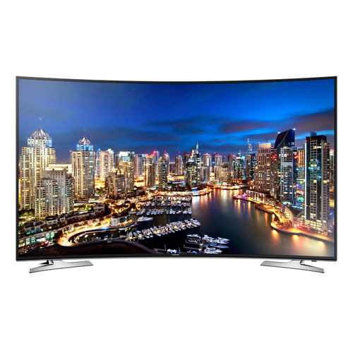 "Samsung UE65HU7100S 65"" 4K Ultra HD Smart-TV WLAN Schwarz (Schwarz)"