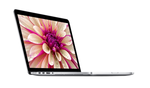 "Apple MacBook Pro 13"" Retina (Silber)"