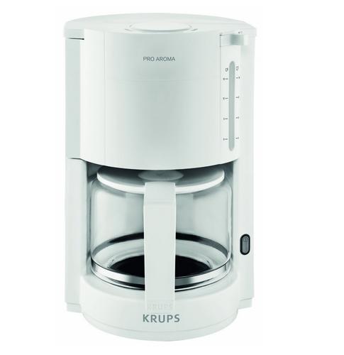 Krups F30901 Kaffeemaschine (Weiß)