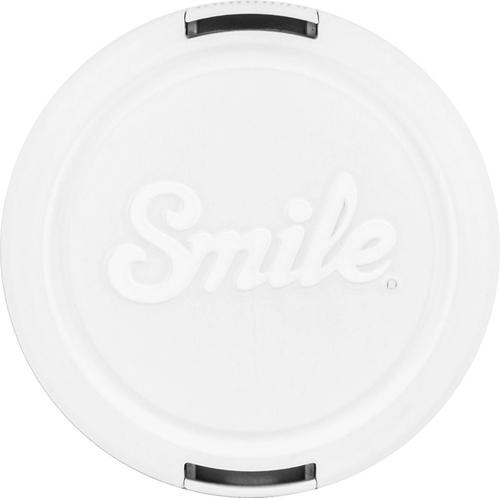 Smile 70's Home Digitalkamera 58mm Weiß Objektivdeckel (Weiß)