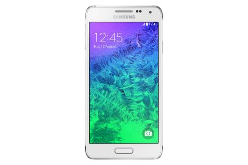 Samsung Galaxy Alpha SM-G850F 32GB 4G Weiß (Weiß)