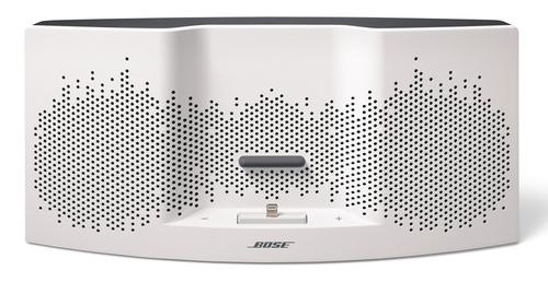 Bose SoundDock XT (Grau, Weiß)
