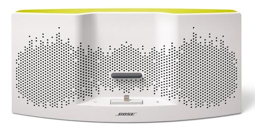 Bose SoundDock XT (Grau, Gelb)