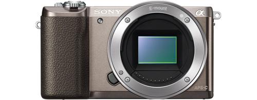 Sony α ILCE-5100L (Braun)