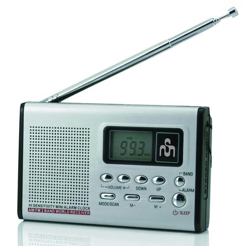 Soundmaster TR3 Radio (Schwarz, Silber)