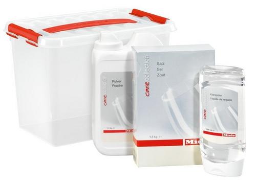 Miele 21995452 Küchen- & Haushaltswaren-Zubehör (Transparent, Weiß)