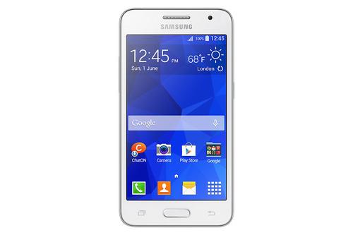 Samsung Galaxy Core 2 SM-G355H 4GB Weiß (Weiß)