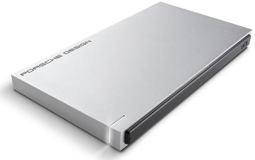 LaCie P'9223 250GB (Aluminium)