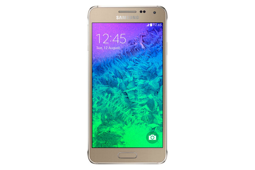 Samsung Galaxy Alpha SM-G850F 32GB 4G Gold (Gold)