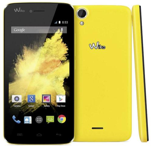 Wiko BIRDY 4GB 4G Gelb (Gelb)