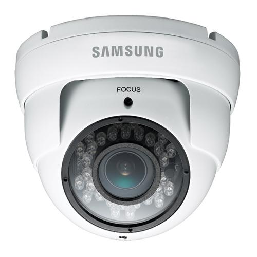 Samsung SDC-7440DC Sicherheit Kameras (Weiß)