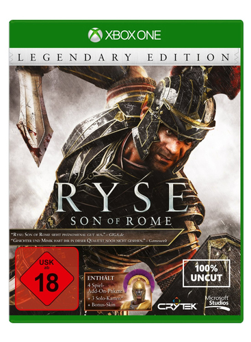 Microsoft Ryse: Legendary Edition