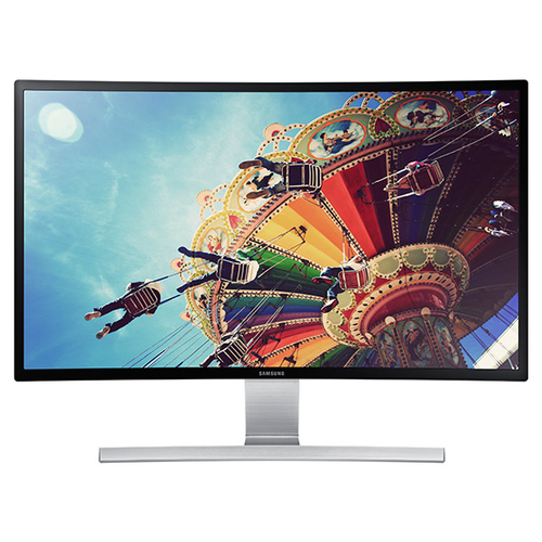 Samsung LS27D590CS PC Flachbildschirm (Schwarz)