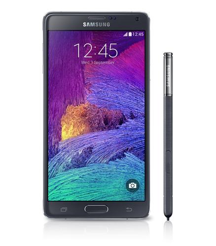 Samsung Galaxy Note 4 32GB SM-N910F (Schwarz)