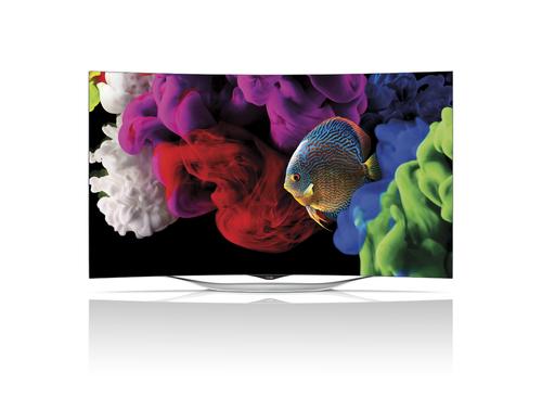 "LG 55EC930V 55"" Full HD 3D Kompatibilität Smart-TV WLAN Schwarz, Silber LED TV (Schwarz, Silber)"