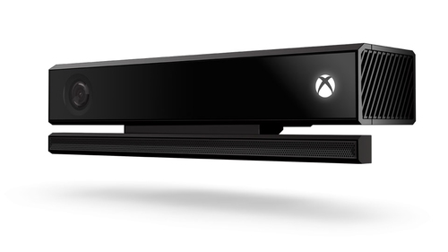 Microsoft Kinect for Xbox One (Schwarz)
