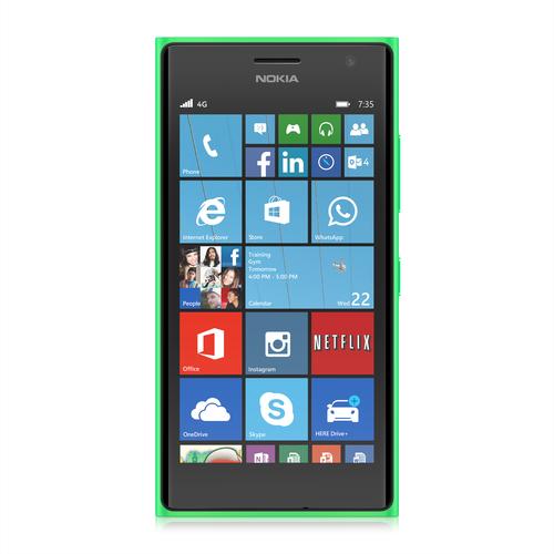 Nokia Lumia 730 8GB Grün (Grün)