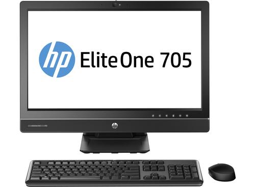 HP EliteOne 705 G1 (Schwarz)