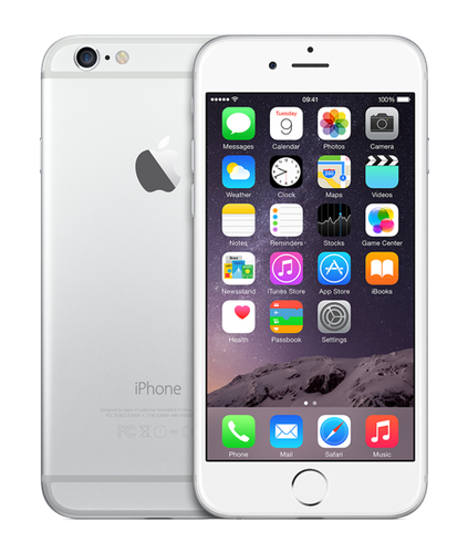 Apple iPhone 6 128GB (Silber)