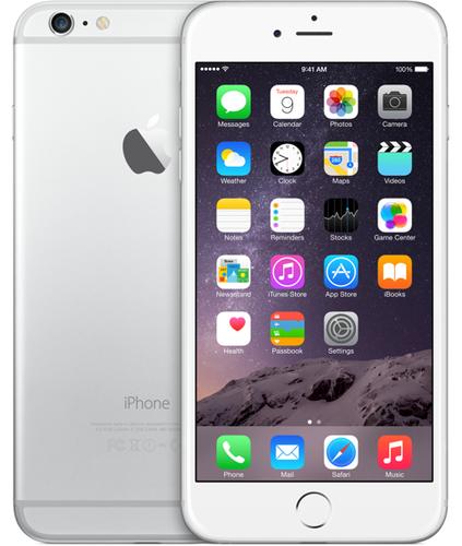 Apple iPhone 6 Plus 64GB (Silber)