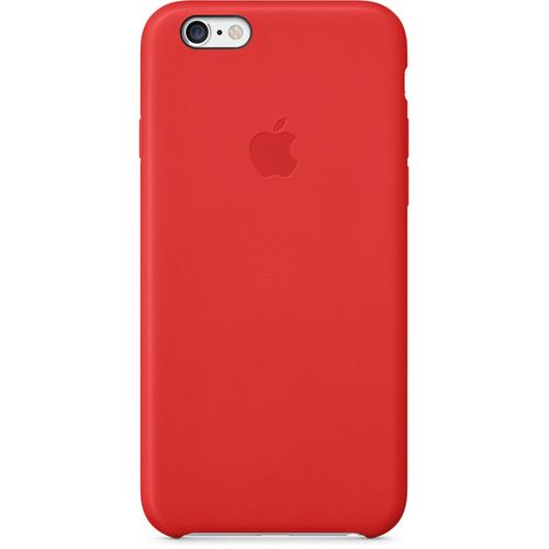 Apple MGR82ZM/A Handy-Schutzhülle (Rot)