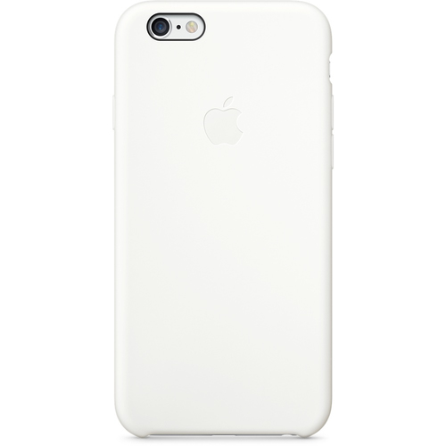 Apple MGQG2ZM/A Handy-Schutzhülle (Weiß)