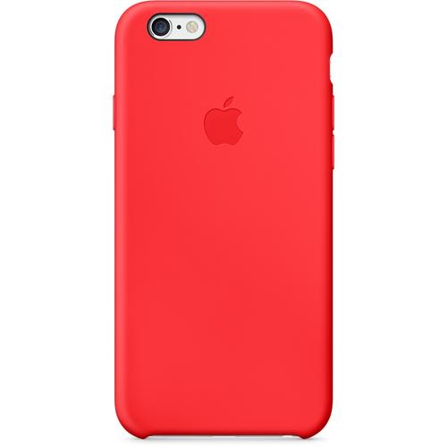 Apple MGQH2ZM/A Handy-Schutzhülle (Rot)
