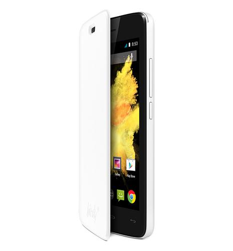 Wiko 104267 Handy-Schutzhülle (Weiß)