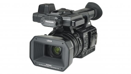 Panasonic HC-X1000E Digitale Videokamera (Schwarz)